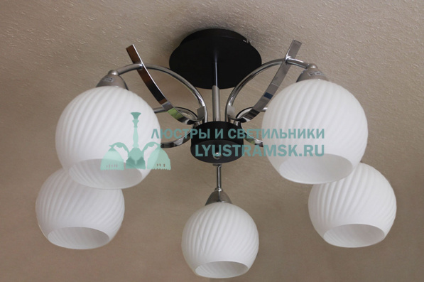 Купить люстры. ЛС 554/5 на lyustramsk.ru