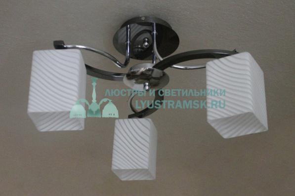 Люстры купить ЛС 596/3 на lyustramsk.ru