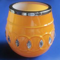 Плафон для люстр ЛС 1145(оранжевый)